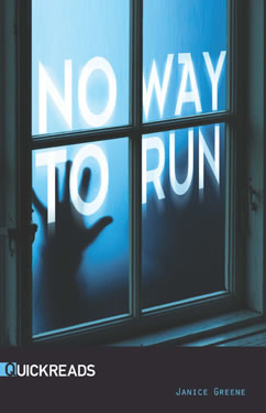 Cover for No Way to Run
