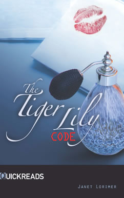 Cover for The Tiger Lily Code