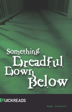 Cover for Something Dreadful Down Below