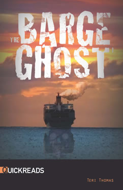 Cover for The Barge Ghost