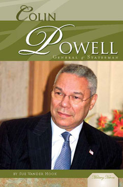 Cover for Colin Powell
