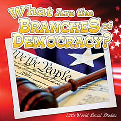 Cover for What are the Branches of Democracy?