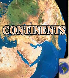 Cover for Continents