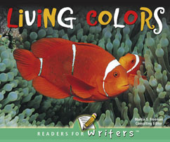Cover for Living Colors