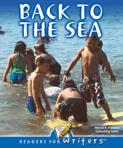 Cover for Back To The Sea