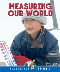 Cover for Measuring Our World