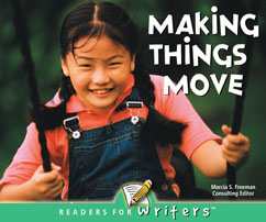 Cover for Making Things Move