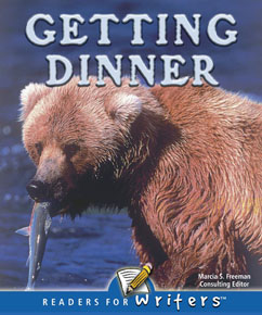 Cover for Getting Dinner