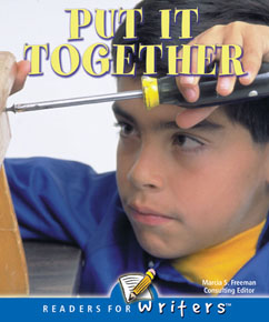 Cover for Put It Together