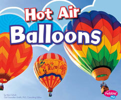 Cover for Hot Air Balloons