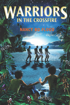 Cover for Warriors in the Crossfire