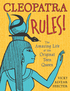 Cover for Cleopatra Rules