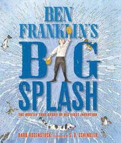 Cover for Ben Franklin's Big Splash