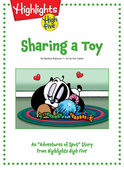 Cover for Sharing a Toy