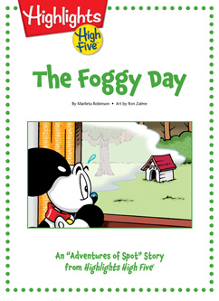 Cover for The Foggy Day