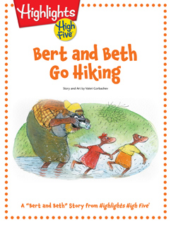 Cover for Bert and Beth Go Hiking