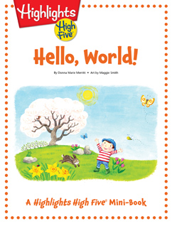 Cover for Hello, World!