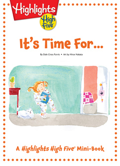 Cover for It's Time For…