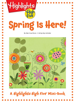 Cover for Spring Is Here!