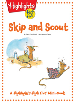 Cover for Skip and Scout