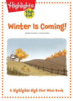 Cover for Winter Is Coming, Mini Book