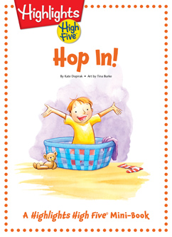 Cover for Hop In!