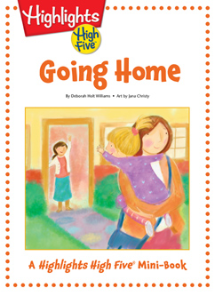 Cover for Going Home