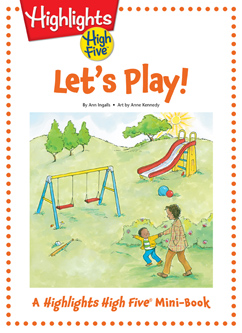 Cover for Let's Play!