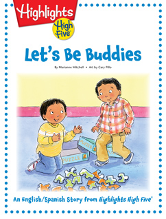 Cover for Let's Be Buddies