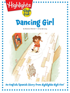 Cover for Dancing Girl