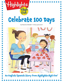 Cover for Celebrate 100 Days