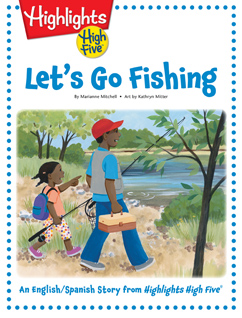 Cover for Let's Go Fishing