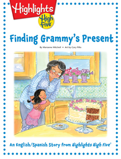 Cover for Finding Grammy's Present