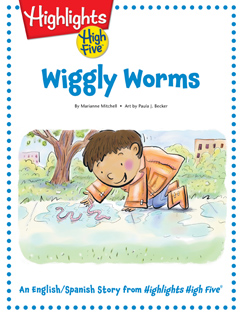Cover for Wiggly Worms
