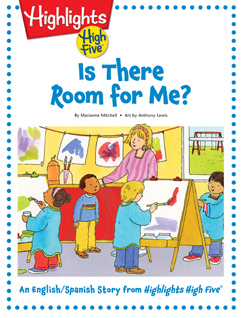 Cover for Is There Room for Me?