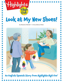 Cover for Look at My New Shoes!