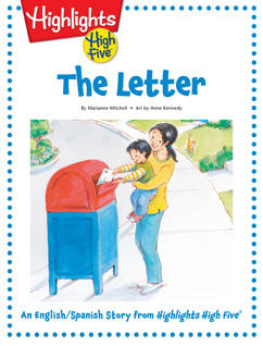 Cover for The Letter
