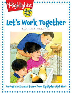 Cover for Let's Work Together