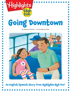 Cover for Going Downtown