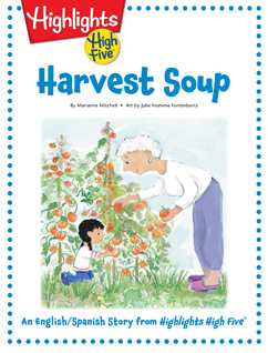 Cover for Harvest Soup