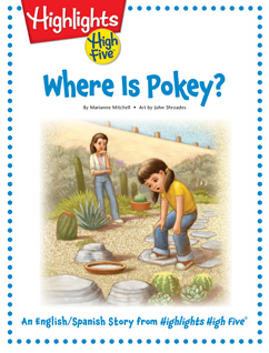 Cover for Where Is Pokey?