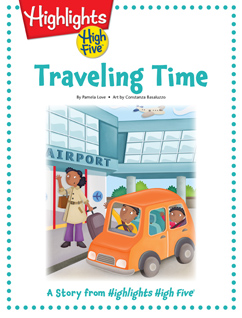 Cover for Traveling Time