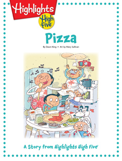 Cover for Pizza