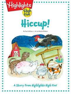 Cover for Hiccup!