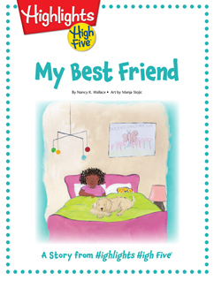 Cover for My Best Friend