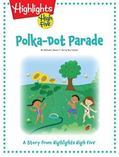 Cover for Polka-Dot Parade