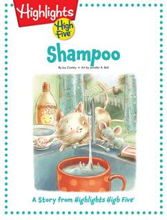 Cover for Shampoo