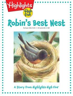 Cover for Robin's Best Nest