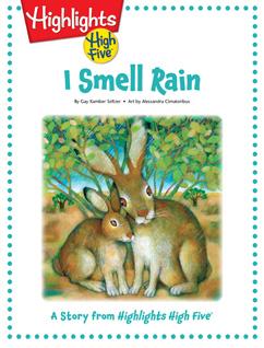 Cover for I Smell Rain