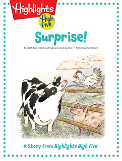 Cover for Surprise!